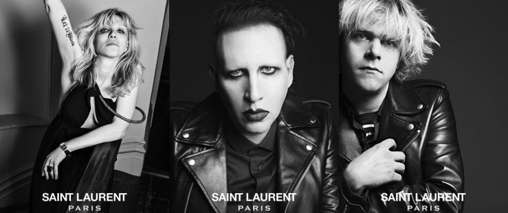 YSL Surpreende Com A Nova Campanha: Saint Laurent Music Project