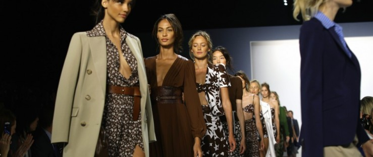 Michael Kors Primavera-Verão 2014 | New York Fashion Week
