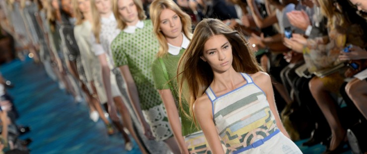 Tory Burch Primavera-Verão 2014 | New York Fashion Week