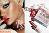 RiRi Hearts MAC Holiday Collection,  Rihanna Para Mac Especial De Natal