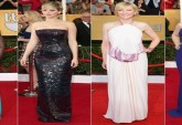As Mais Bem Vestidas da Noite do SAG Awards 2014