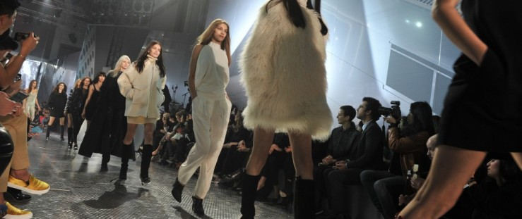 H&M Studio Outono-Inverno 2014/2015| Paris Fashion Week