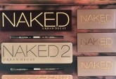 Urban Decay Naked Vault: O Sonho do Natal