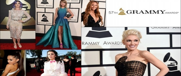 As Mais Bem Vestidas do Grammy 2015